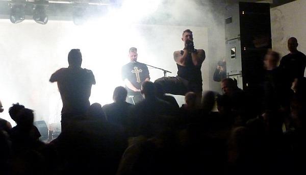 Pouppée Fabrikk live 2012