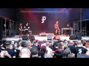 Pouppée Fabrikk - Watch Your Sex - Live at WGT 2011